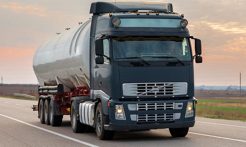 Transportul intern și internațional de lichide