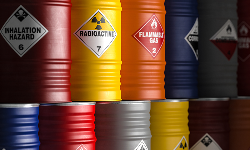 Ce riscuri reprezintă de fapt, mărfurile ADR?