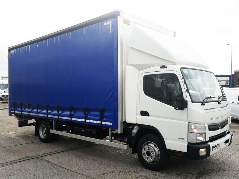 Vehicul de 7.5 tone pentru transport de marfa intern si international prin bursa de transport