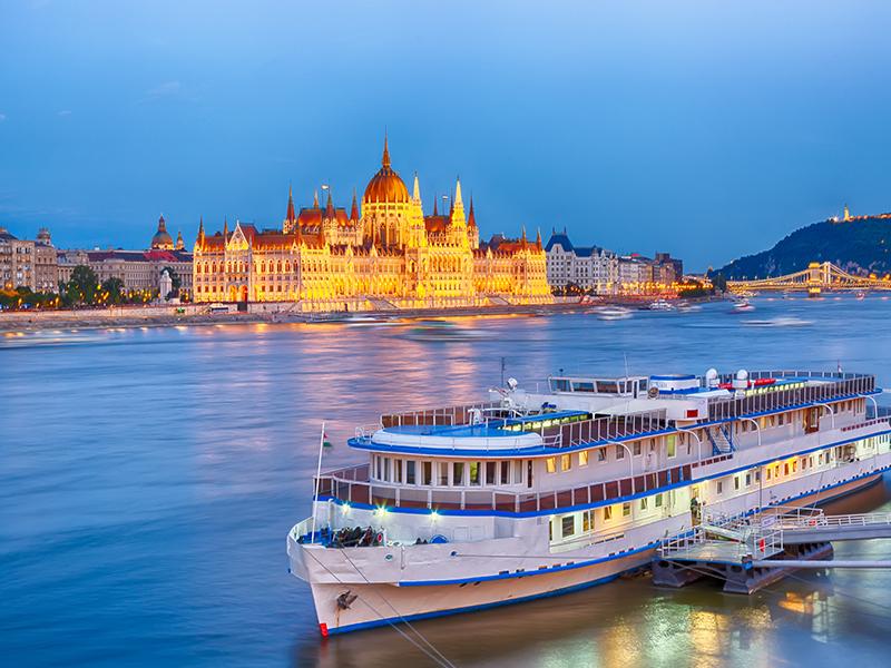 Transport marfă internațional România - Ungaria