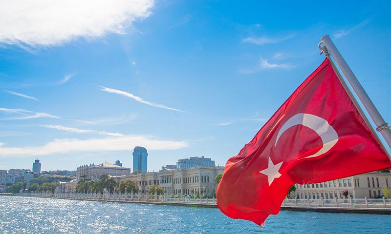 Transport marfă internațional România - Turcia